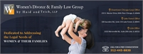 Women's Divorce & Family Law Group by Haid & Teich LLP